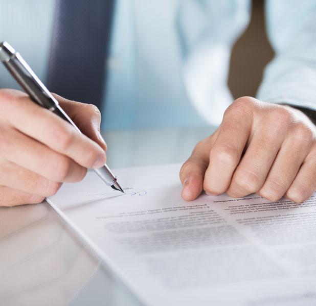 BUSINESS REPRESENTATION <br><em>Including Drafting and Negotiating <br>Business Conracts</em>