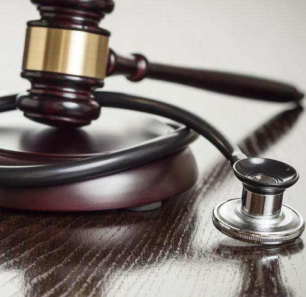 HEALTH CARE LAW, DISPUTE RESOLUTION<br><em>And Associated Representation</em>