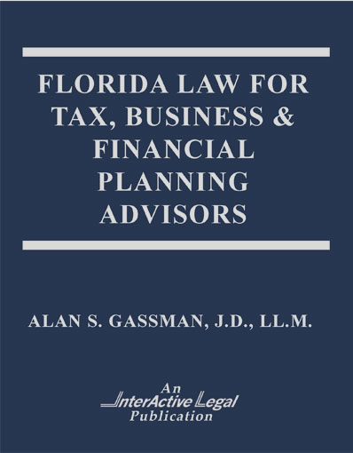 book-florida-tax-law