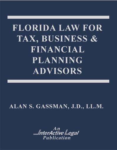 book-florida-tax-law
